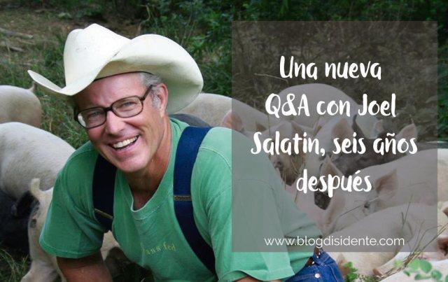 Q&A con Joel Salatin