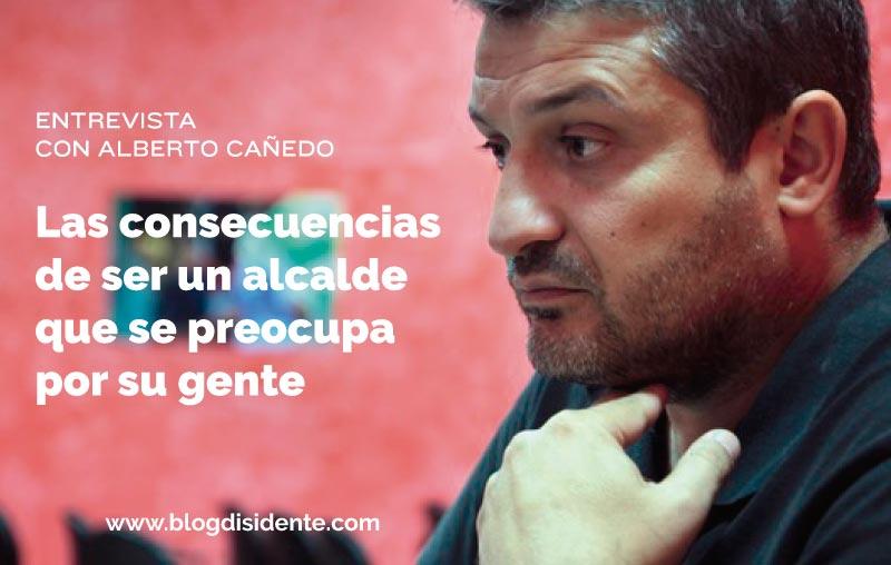 Entrevista con Alberto Cañedo