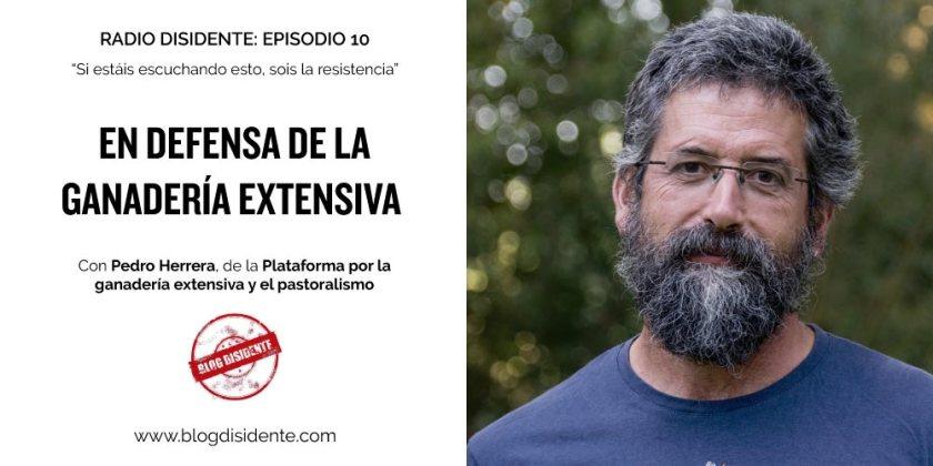 Episodio 10 - Radio Disidente - Pedro Herrera