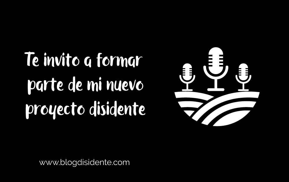 podcast Radio Disidente